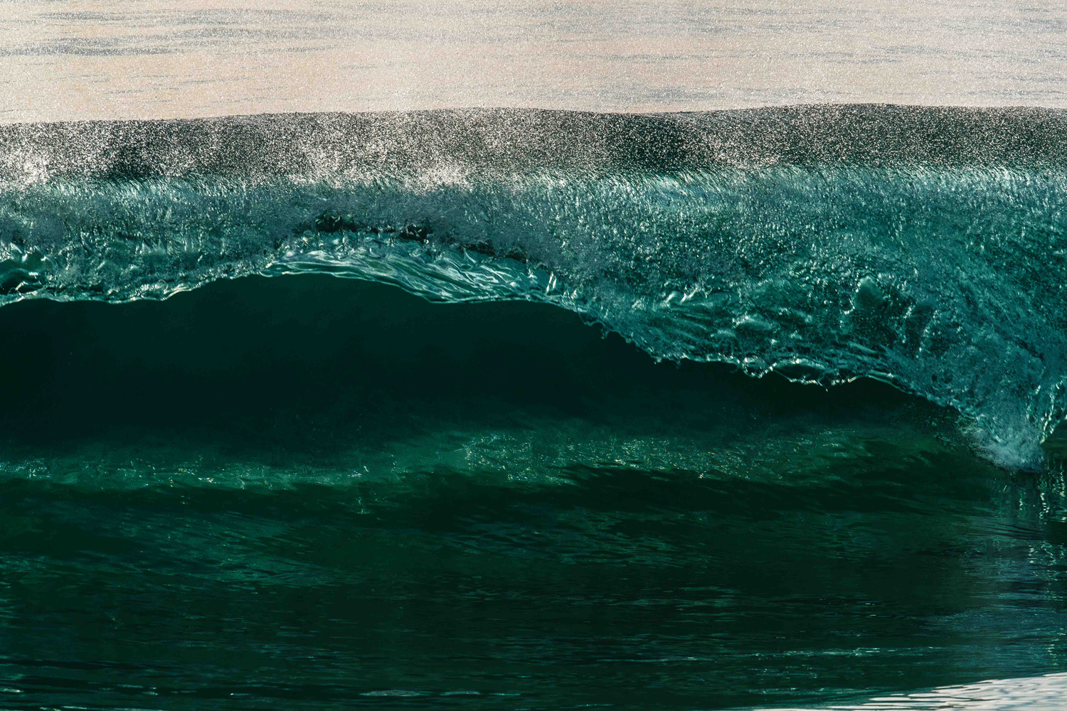 Gorgeous Wave in California