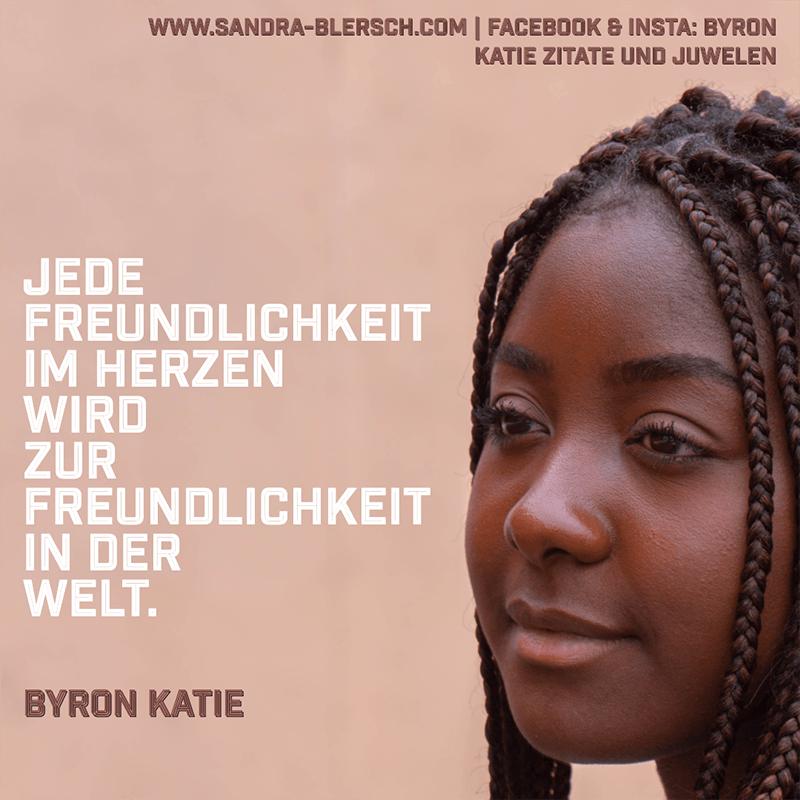 Byron Katie Zitat