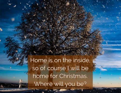 Home is on the inside